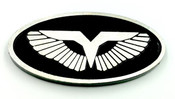 ANZU-T Steering Wheel Emblem for Kia / Hyundai Models