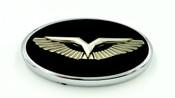 ANZU-T Premium Steering Wheel Emblem for Kia / Hyundai Models (5 Colors)