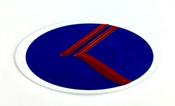 Vintage K Premium Badges for Kia Models