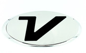 "Veloster ""V"" Badges (100+ Colors)"