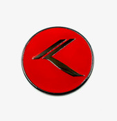 *NEW* STINGER Vintage K METAL Round Badge (6 Colors)