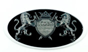 """LION """"Coat of Arms"""" Badges for Subaru Legacy (100+ Colors)"""