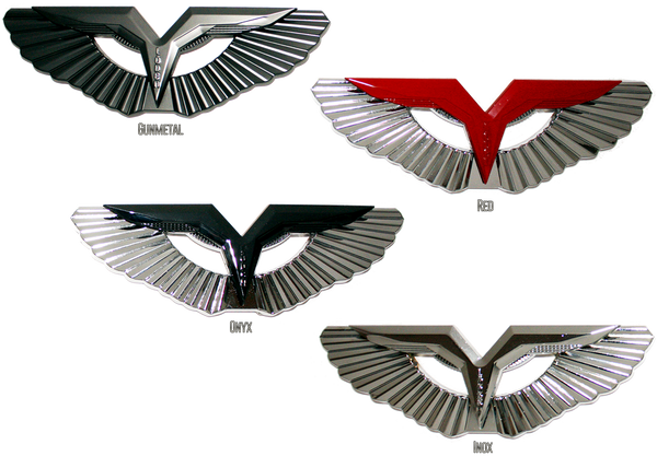 Loden Anzu T-wing badges, Wing badges, Wing Emblems. Loden Wing, Metal Wing Emblem for cars, automotive wings, aston martin look wing emblem, Kia Niro 2017 2018, Kia Amanti Opirus 2004 2005 2006, Kia Amanti Opirus 2007 2008 2009, Kia Borrego Mohave 2009 2010 2011 2012 2013 2014 2015 2016 2017, Kia Cadenza K7 2009 2010 2011 2012 2013, Kia Cadenza K7 2014 2015 2016 2017 2018,  Kia Ceed 2008 2009 2010 2011 2012, Kia Pro Ceed, Kia Pro-Ceed GT 2013 2014 2015 2016 2017 2018, Kia Forte Sedan 2009 2010 2011 2012 2013, Kia Forte Sedan 2014 2015 2016 2017 2018, Kia Forte Koup 2010 2011 2012 2013, Kia Forte Koup 2014 2015 2016 2017 2018,  Kia Forte Hatchback 5dr 2010 2011 2012 2013 2014 2015 2016, Kia Optima 2001 2002 2003 2004 2005 2006, Kia Optima 2006.5 2007 2008 2009 2010, Kia Optima K5 2011 2012 2013, Kia Optima K5 2014 2015, Kia Optima K5 2016 2017 2018, Kia Optima K5 Sportswagon GT 2017 2018 2019 Kia Picanto 2006 2007 2008 2009 2010, Kia Picanto 2011 2012 2013 2014, Loden Anzu T-wing badges, Wing badges, Wing Emblems. Loden Wing, Metal Wing Emblem for cars, automotive wings, aston martin look wing emblem Kia Picanto 2015 2016 2017 2018, Kia K900 Quoris K9 2014 2015 2016 2017 2018, Kia Ray, Kia Rio Pride 2004 2005 2006 2007 2008 2009, Kia Rio Pride 2010 2011, Kia Rio Sedan 2012 2013 2014 2015, Kia Rio Hatchback 5dr 2012 2013 2014 2015 Kia Rio K2 Sedan 2016 2017 2018, Kia Rio K2 Hatchback 5dr 2016 2017 2018, Kia Rondo Carens 2006 2007 2008 2009 2010 2011 2012 2013, Kia Rondo New Carens 2014 2015 2016 2017 2018, Kia Sedona Carnival  2002 2003 2004 2005, Kia Sedona Carnival 2006 2007 2008 2009 2010 2011 2012 2013 2014,  Kia Sedona Carnival YP 2015 2016 2017 2018, Kia Sorento 2002 2003 2004 2005 2006, Kia Sorento 2007 2008 2009, Kia Sorento 2010 2011 2012 2013, Kia Sorento 2014 2015, Kia Sorento 2016 2017 2018, Kia Soul 2008 2009 2010 2011, Kia Soul 2012 2013, Kia Soul 2014 2015 2016 2017 2018, Kia Sportage 2005 2006 2007 2008, Kia Sportage 2009 2010, Kia Sportage 2011 2012 2013 2014 2015 Loden Anzu T-wing badges, Wing badges, Wing Emblems. Loden Wing, Metal Wing Emblem for cars, automotive wings, aston martin look wing emblem Kia Sportage QL 2016 2017 2018, Kia Spectra 2004 2005 2006, Kia Spectra 2007 2008 2009, Kia Venga Emblems Badges Logo Hyundai wing Ford aston martin wing mini cooper wing