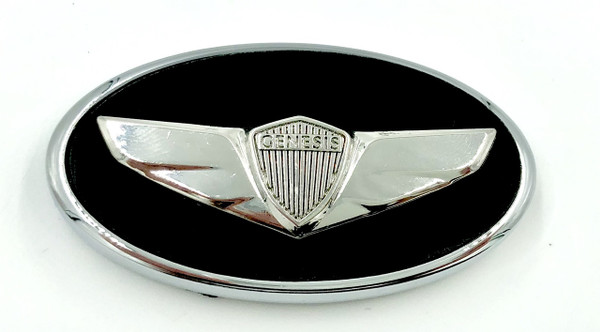 Vision G Concept Steering Wheel Emblem for Hyundai Models