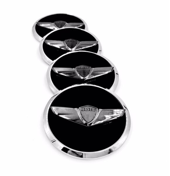 Vision G Concept Wheel Cap Emblems 4pc (3 Colors)