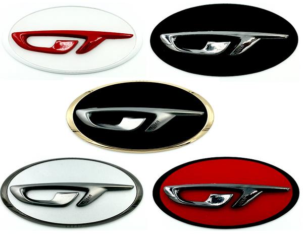 Ultra GT Badges for Kia Models (100+ Colors)