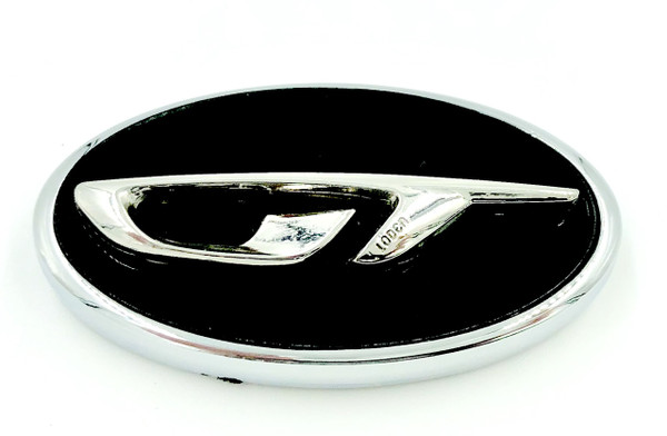 Ultra GT Steering Wheel Emblem (5 Colors)