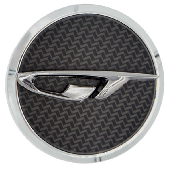 Opel GT Steering Wheel Emblem for GM Models (4 Colors)