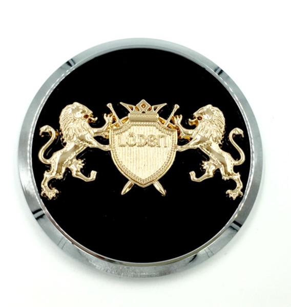 "LION ""Coat of Arms"" Steering Wheel Emblem for GM Models (4 Colors)"
