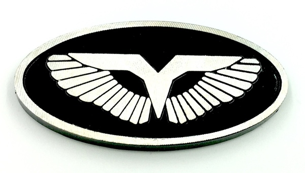 ANZU-T Steering Wheel Emblem for Kia / Hyundai Models