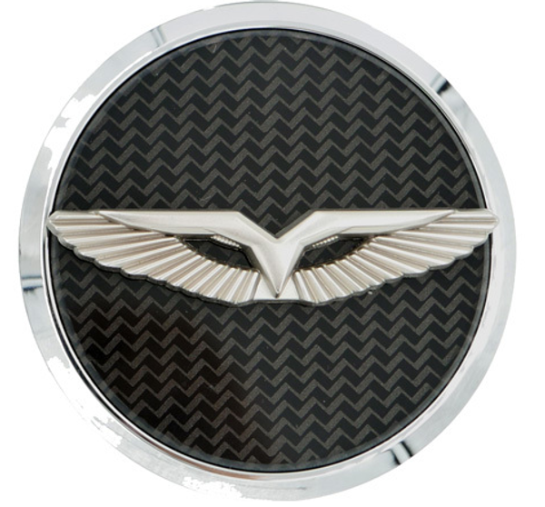 ANZU-T Steering Wheel Emblem for GM Models (4 Colors)
