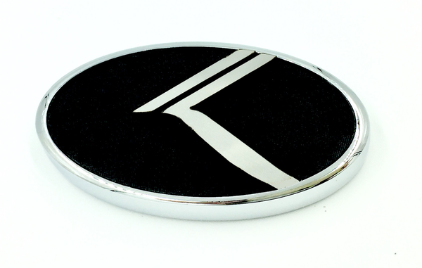 Vintage K Steering Wheel Emblem for Kia Models