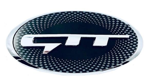 GTT Badges for KIA Models (Various Colors)