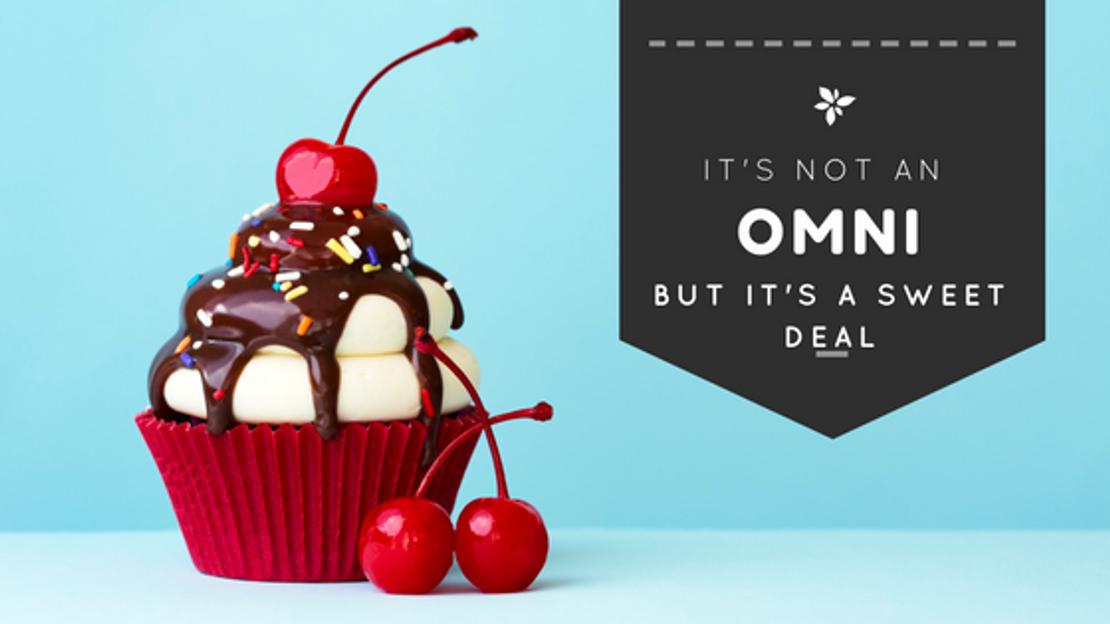 It's Not an Omni but it's a SWEET Deal!