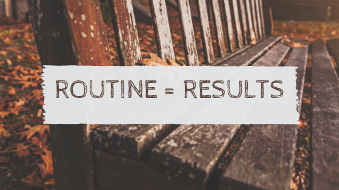 Routine Creates Results