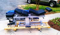 Reconditioned Omni elevation table