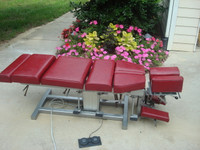 First Generation Omni Elevation Chiropractic Table