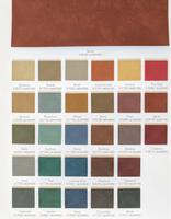 Omni color chart