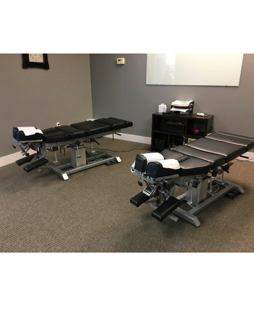 Used Omni Elevation 5 Drop Tables