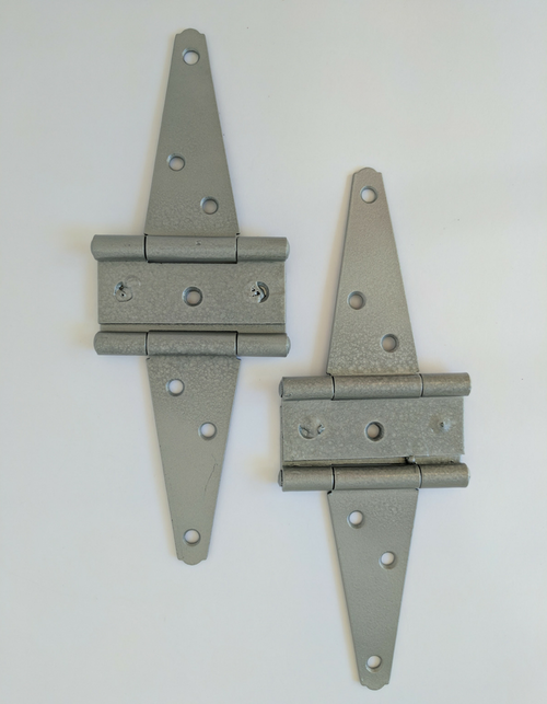 Omni Thoracic Cushion Hinge Set