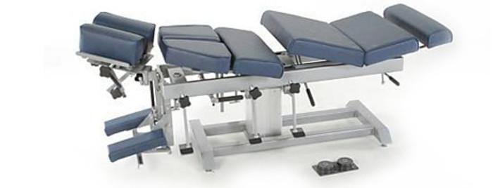 Omni Elevation Chiropractic Table