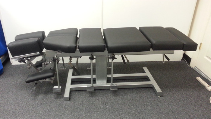 Used reconditioned Omni Stationary with black vinyl