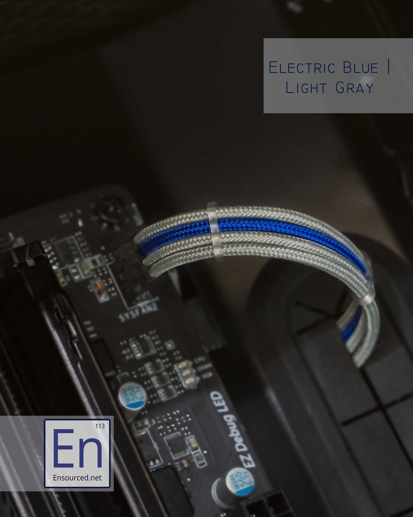 Design Your Own Paracord Sleeved Fan Extension