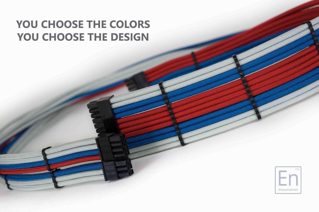Individual Modular Cables