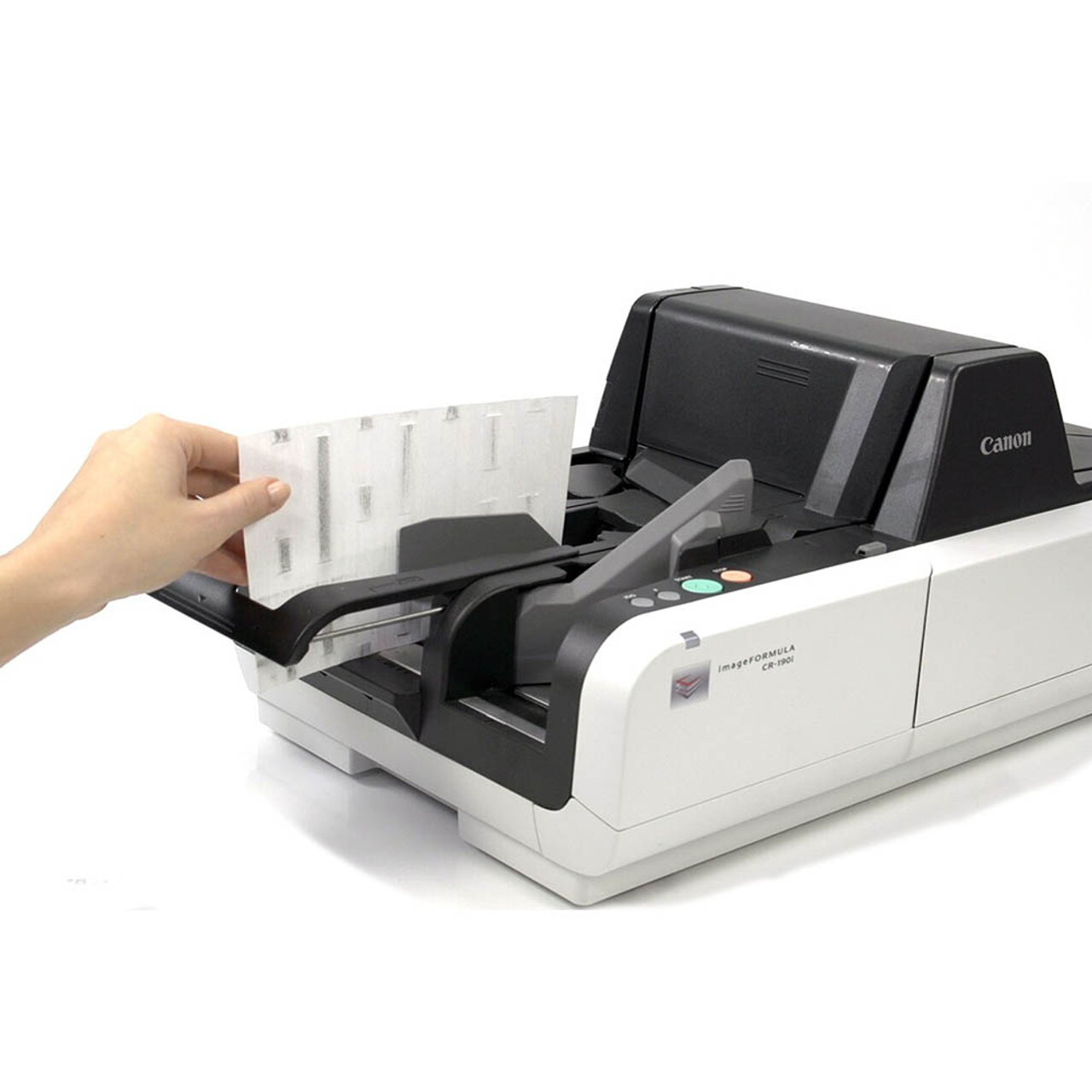 Canon Check Scanner Cleaning Card