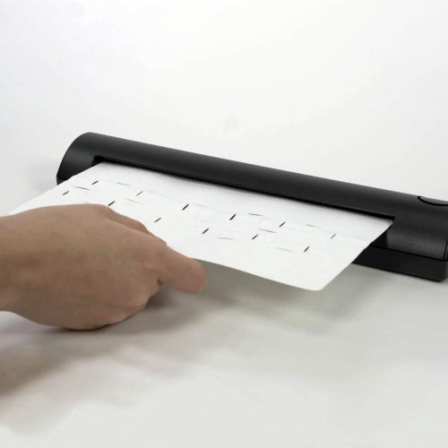 Sheet Fed Scanner Cleaning Card