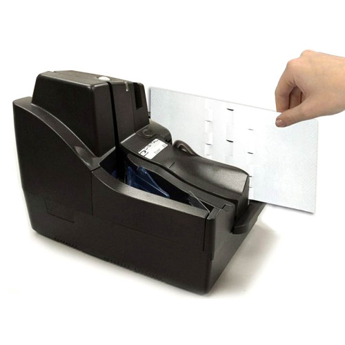 Digital Check Check Scanner Cleaning Card