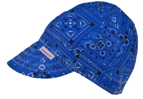 graphic relating to Printable Welding Cap Pattern known as Reversible 2000