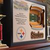 YoutheFan 25 Layer Pittsburgh Steelers Heinz Field 3D Wall Art