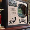 YoutheFan 25 Layer Philadelphia Eagles Lincoln Financial Field 3D Wall Art