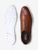 Allen Edmonds Park Avenue Sneaker Chili Sole