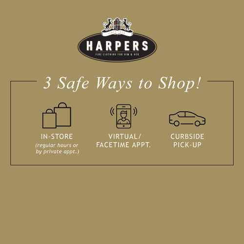 Safe Ways to Shop with Harpers