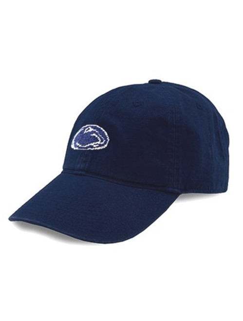 Penn State Needlepoint Hat