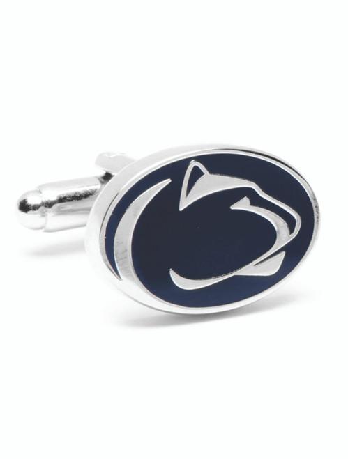 Penn State Nittany Lion Logo Cufflinks