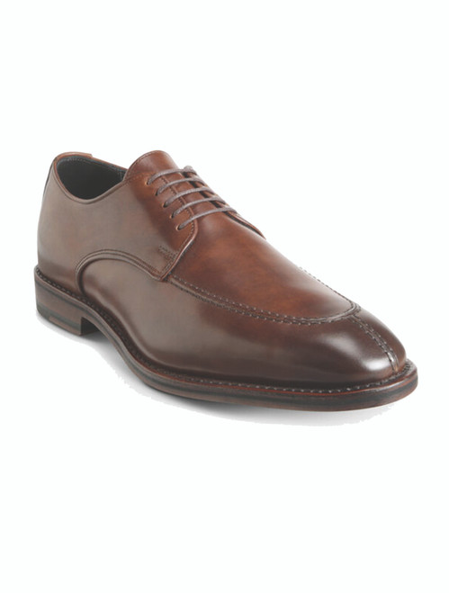 Brown Allen Edmonds Crosby Street Cigar Split-Toe Blucher