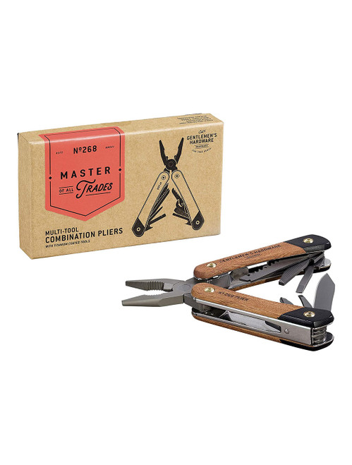 Gentlemen's Hardware Plier Multi-Tool