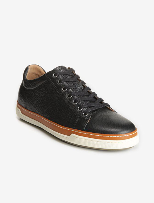 Allen Edmonds Porter Derby Black Sneaker