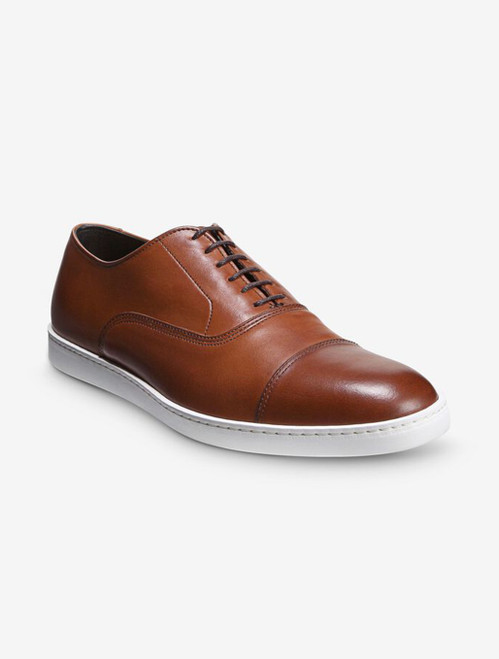 Allen Edmonds Park Avenue Sneaker Chili