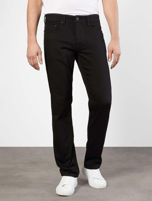 Arne Stretch Black Jean Mac Jeans