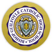 Bishop Guilfoyle school logo