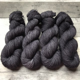 """Cinder"" Hand Dyed Summit Sport Yarn"