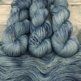 """Vintage Denim"" Backcountry Sock Weight Yarn"