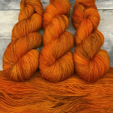 """Spiced Cider"" Backcountry Sock Weight Yarn"