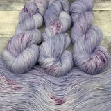 """Bellflower"" Backcountry Sock Weight Yarn"