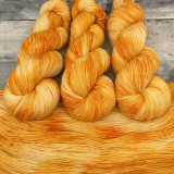 "Day 28 - ""Sunny Disposition"" Backcountry Sock Weight Yarn (31 Days of New Colorways)"