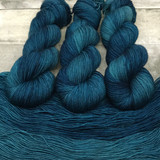 """Adrift"" Backcountry Sock Weight Yarn"